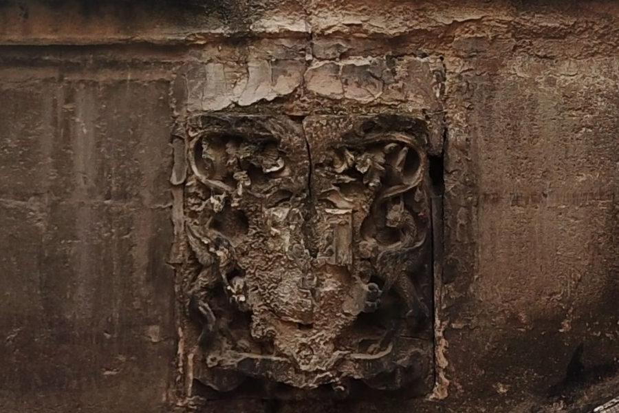 Relevé de façade – Avignon – I