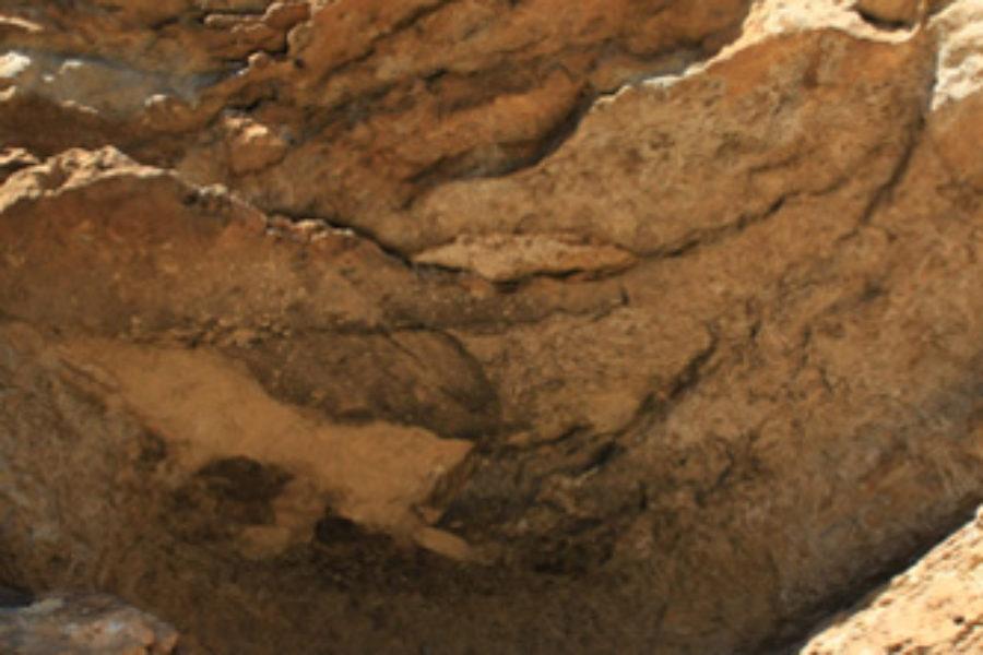 Cavité ornée – Venasque