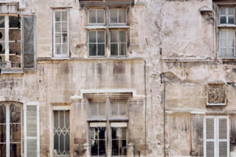 Relevé de façade – Avignon – II
